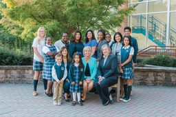 The Calverton School featured in Southern Maryland Woman Magazine